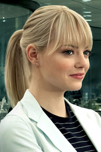 Smart, charismatic and rebellious, Gwen is the chief intern at Oscorp, a position she takes very seriously. But her life takes a complicated turn as she watches both her boyfriend, Peter, and her mentor, Dr. Connors, undergo radical transformations.