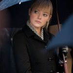 Gwen Stacy puts on a brave face
